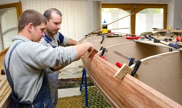 How-are-wooden-boats-built