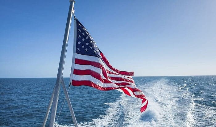 best boat flags