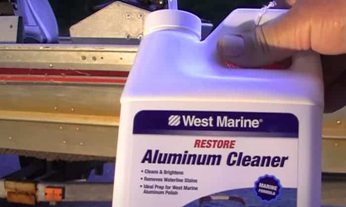 best aluminum boat cleaner