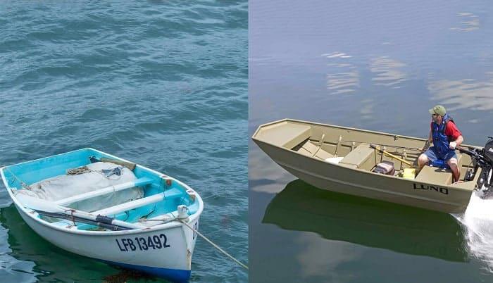 Skiff or Jon Boat