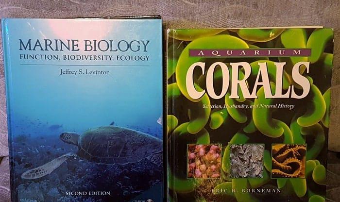 best marine biology books