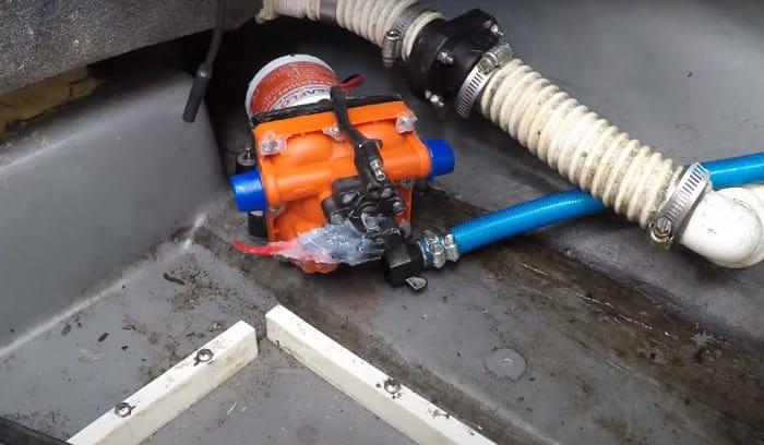 best marine freshwater pump