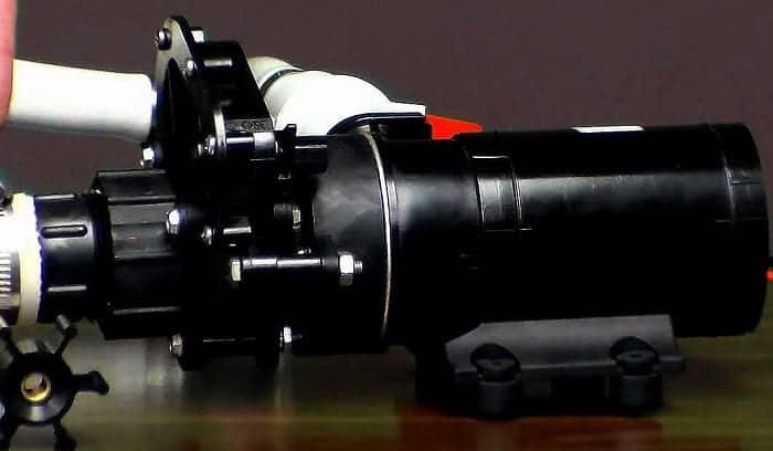 best marine macerator pump