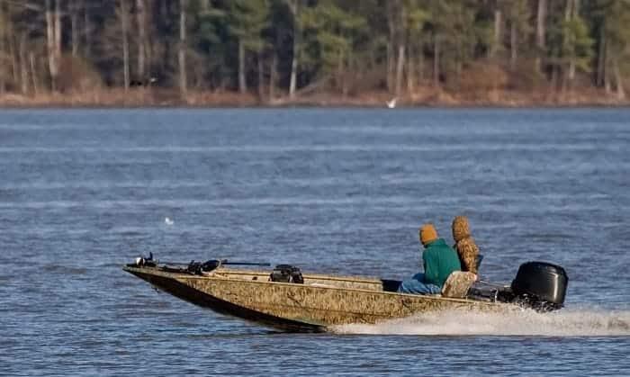 best duck boat paints